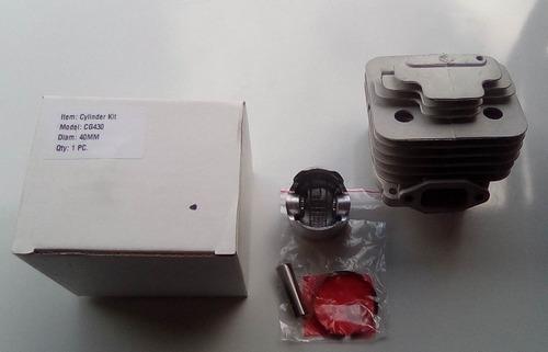 kit cilindro piston 40mm domopower cg430