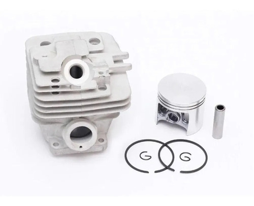 kit cilindro piston aros completo motosierra stihl st ms 361