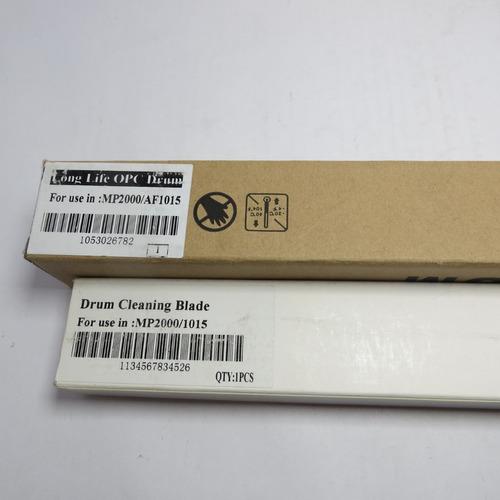 kit cilindro y cuchiilla ricoh mp 2000