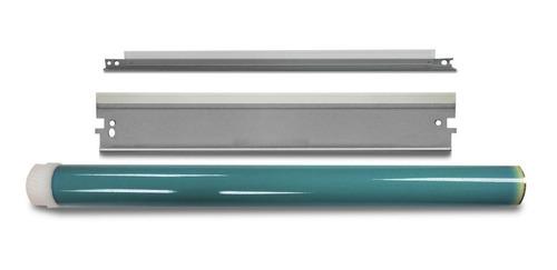 kit cilindro y cuchilla hp 12a canon 104 dos kits