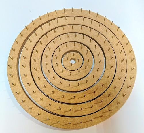 kit circular manual tear de prego - 06 teares - os melhores