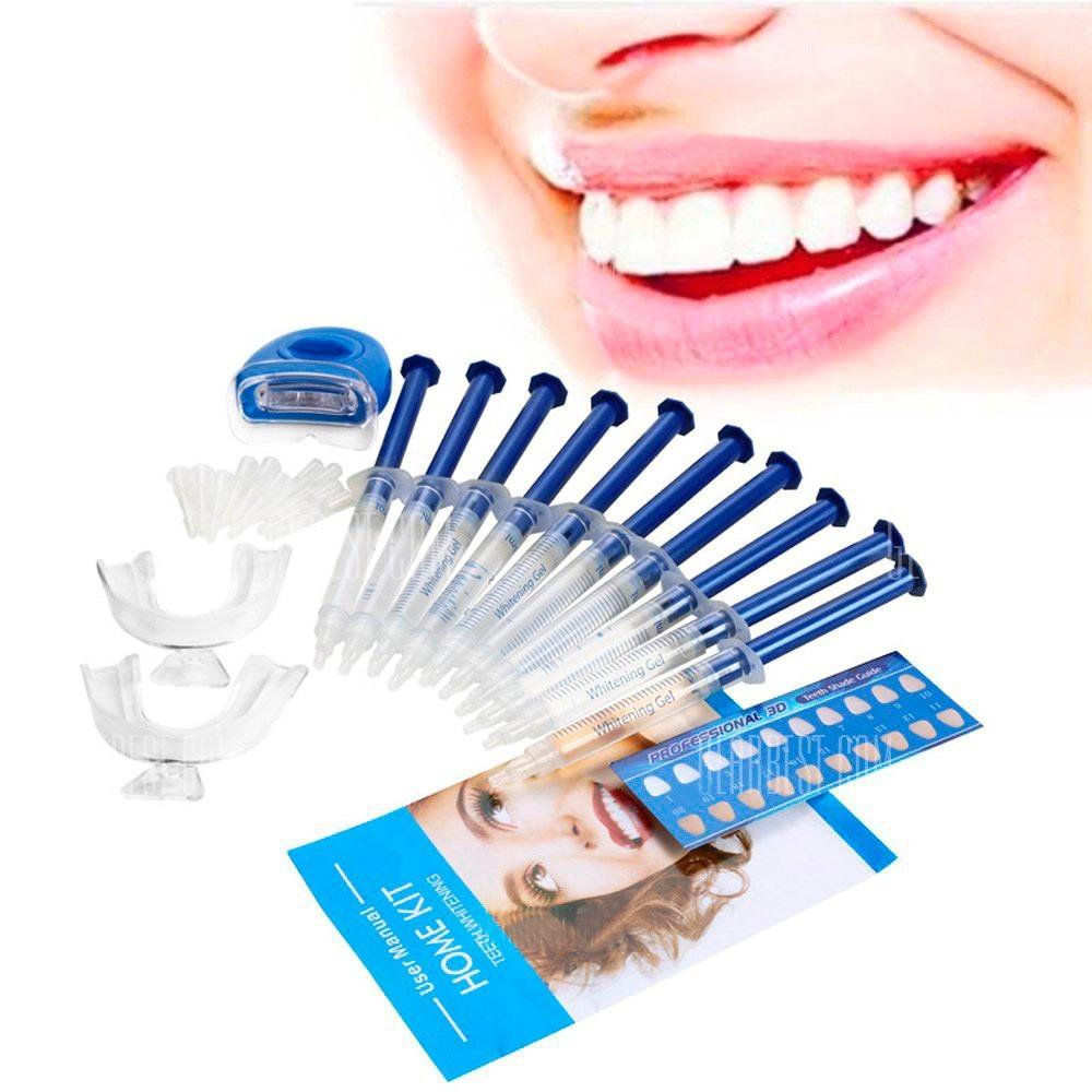 Kit Clareador Dental Branqueamento De Dentes Gel Whitening R 90