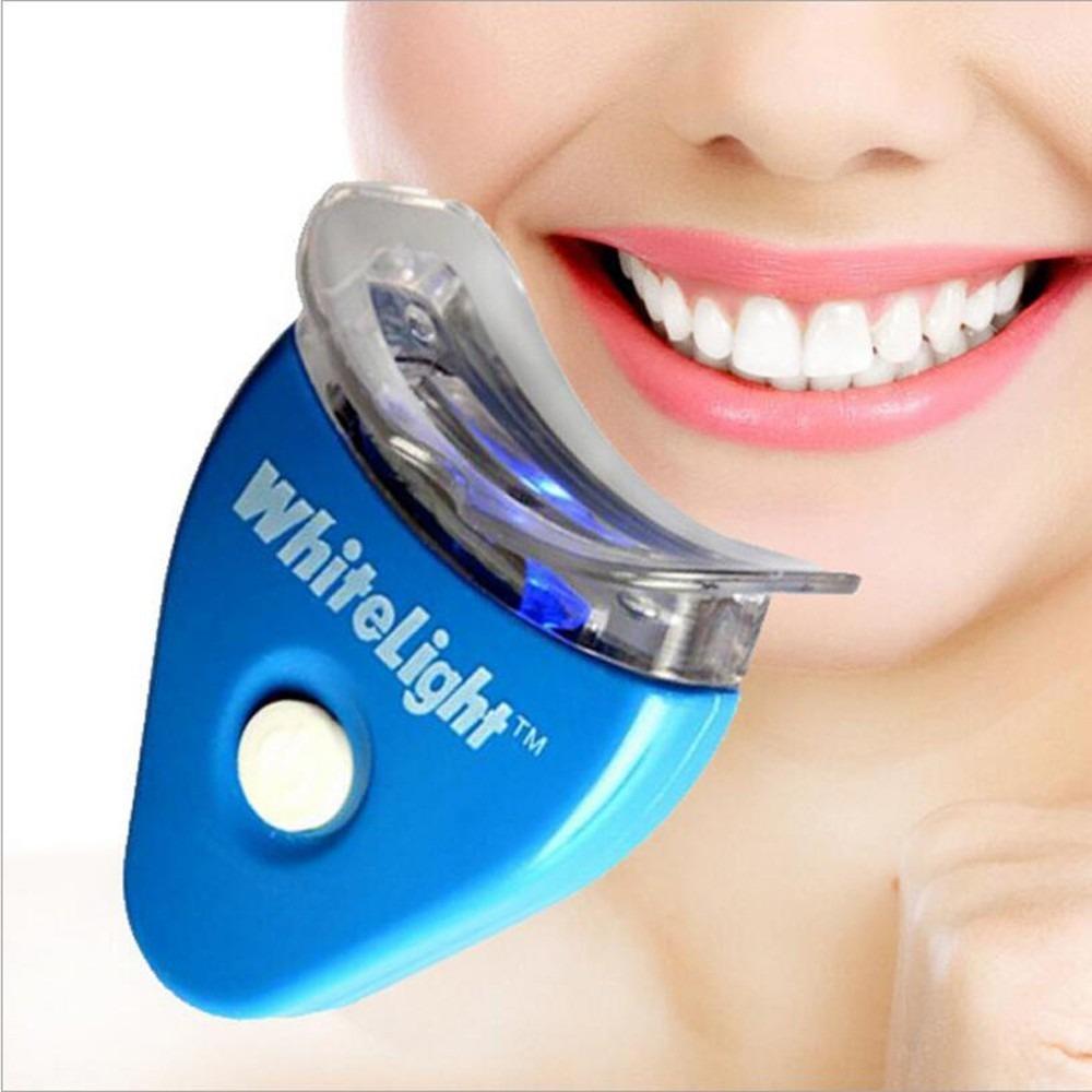 Kit Clareador Dental White Light Teeth Whitening Gel R 34 90 Em