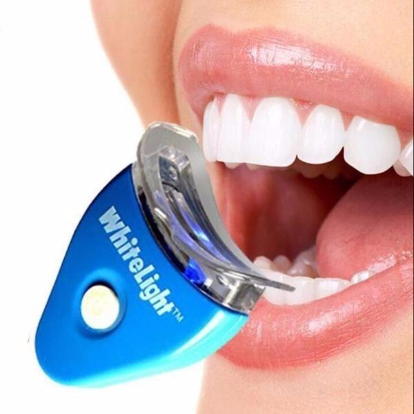 Kit Clareamento Com Gel E Laser Whitenicious Dentes Brancos R 55