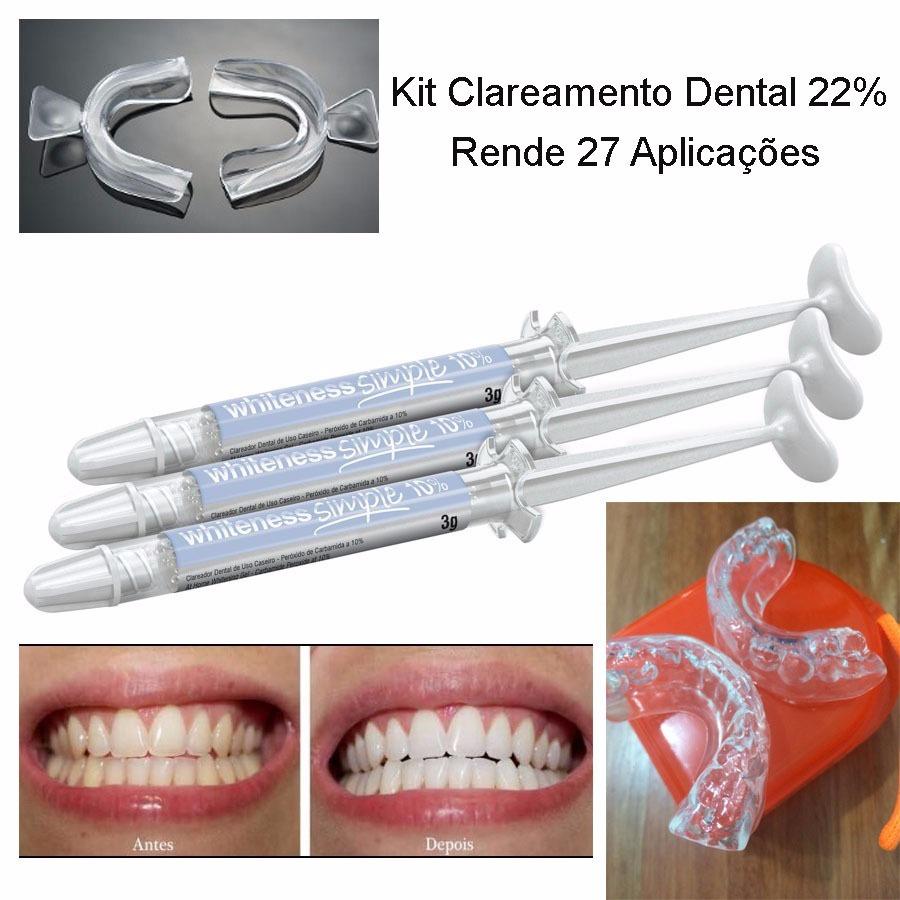 Kit Clareamento Dental 22 R 99 00 Em Mercado Livre