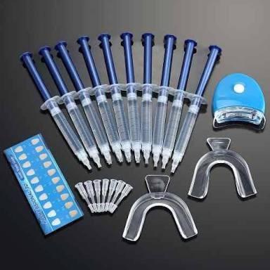 Kit Clareamento Dental 44 10 S O Completo C Moldeira R 64 99 Em