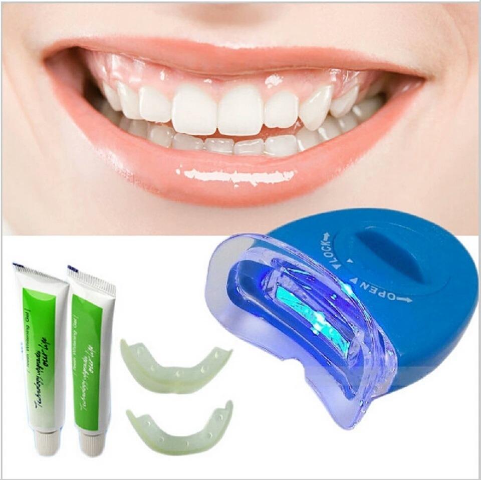 Kit Clareamento Dental Gel Dentes Brancos A Pronta Entrega R 38