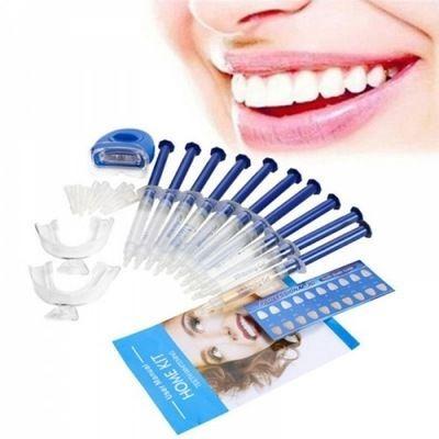 Kit Clareamento Dental Whiteness Clareador 44 10 Seringas R 120