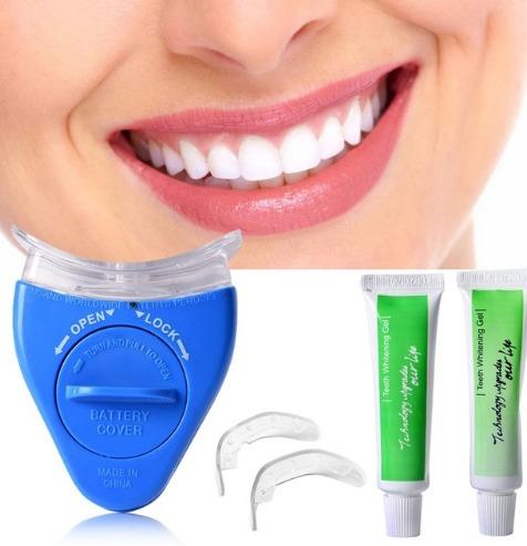 Kit Clareamento Dentario Dentes Brancos No Conforto De Casa R 69