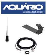 kit cliente px aquário completo b-2070 antena+ m-650 +m-802k