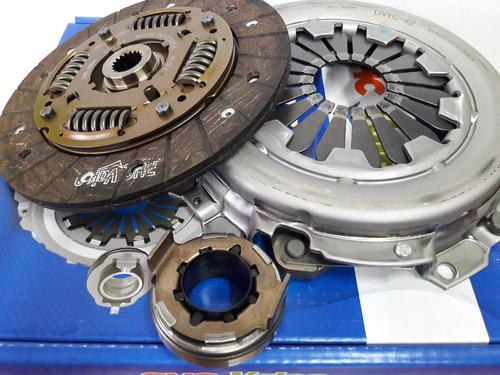 kit clutch embrague chevrolet spark cronos - go - life
