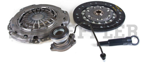 kit clutch luk chevrolet sonic 1.4 turbo - 2012