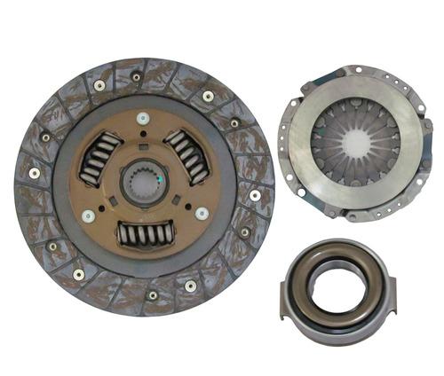kit clutch luv dmax 2.4 prensa+disco+balinera acdelco