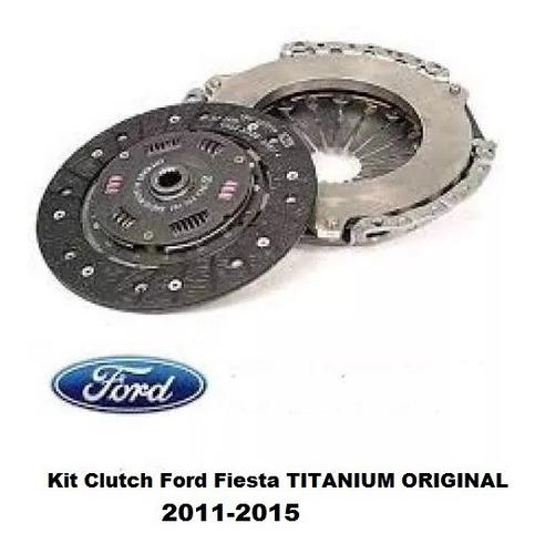 kit clutch original ford fiesta titanium