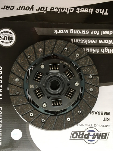 kit clutch renault logan/sandero/kangoo