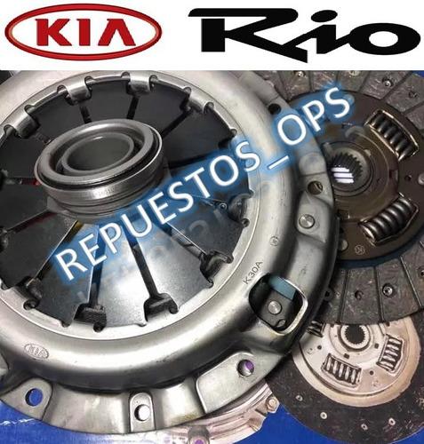 kit clutch rio