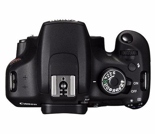 kit câmera canon rebel t5 - 18-55mm 32gb bolsatripe nf sjuro
