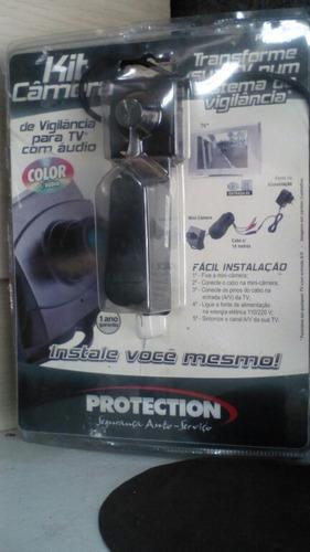 kit câmera pt400 completo protection