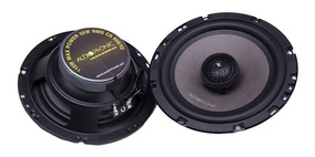 Kit Coaxial Audiophonic Sensation Cs650/v2 110rms 6 5