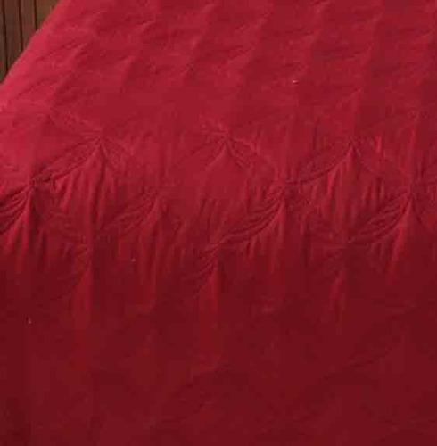 kit cobre leito melissa casal queen com 5 pçs colcha