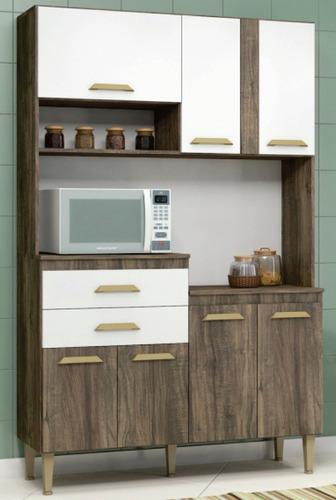 kit cocina 7 puertas 2 cajones y espacios cocinas compramas