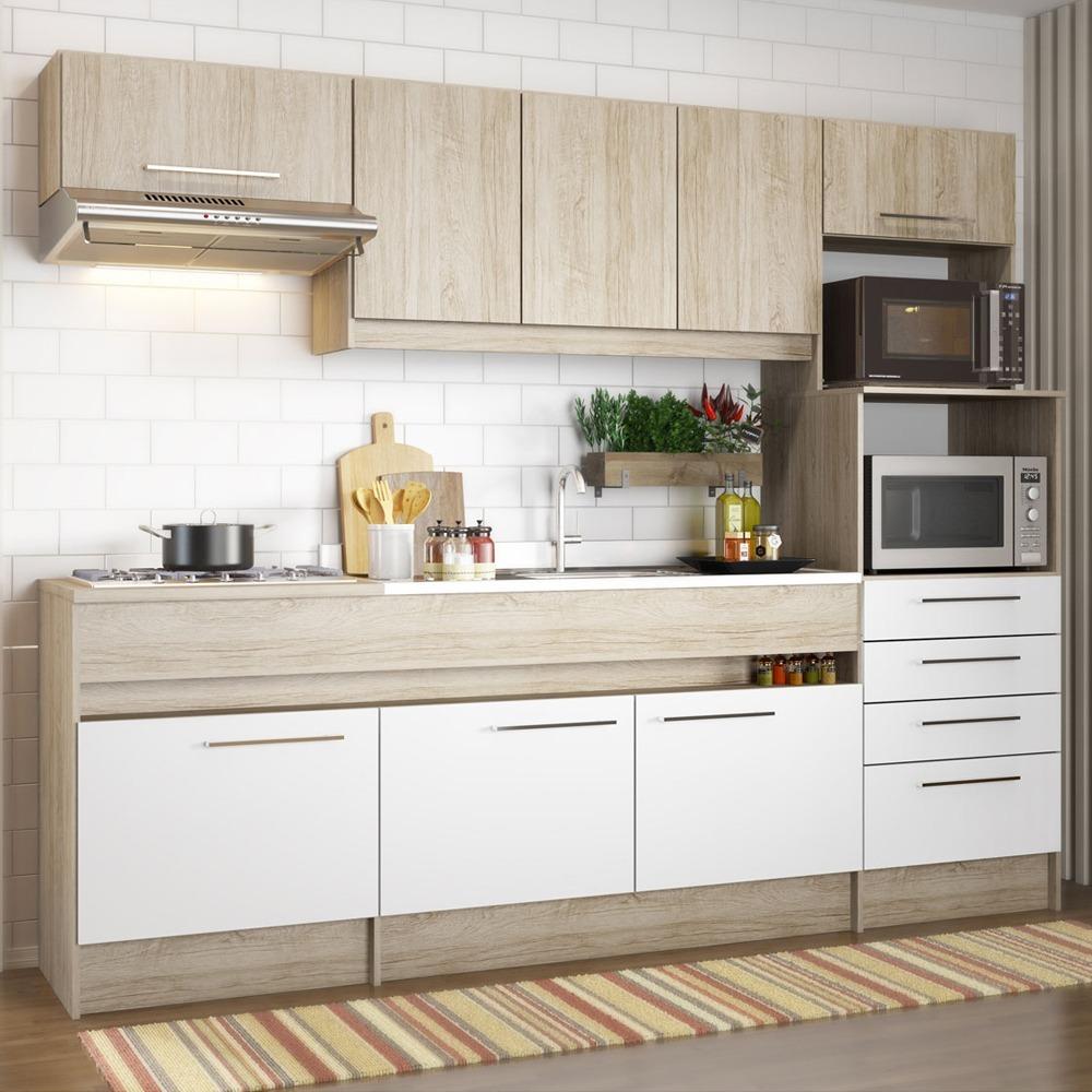 Kit Cocina Mueble 8 Puertas 4 Cajón Bali 137712 / Md - $ 199.990 en ...