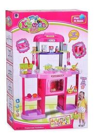 Infantil Electrónica Cocinita Exprés Grande Kit Juguete De LGzMpSUqV