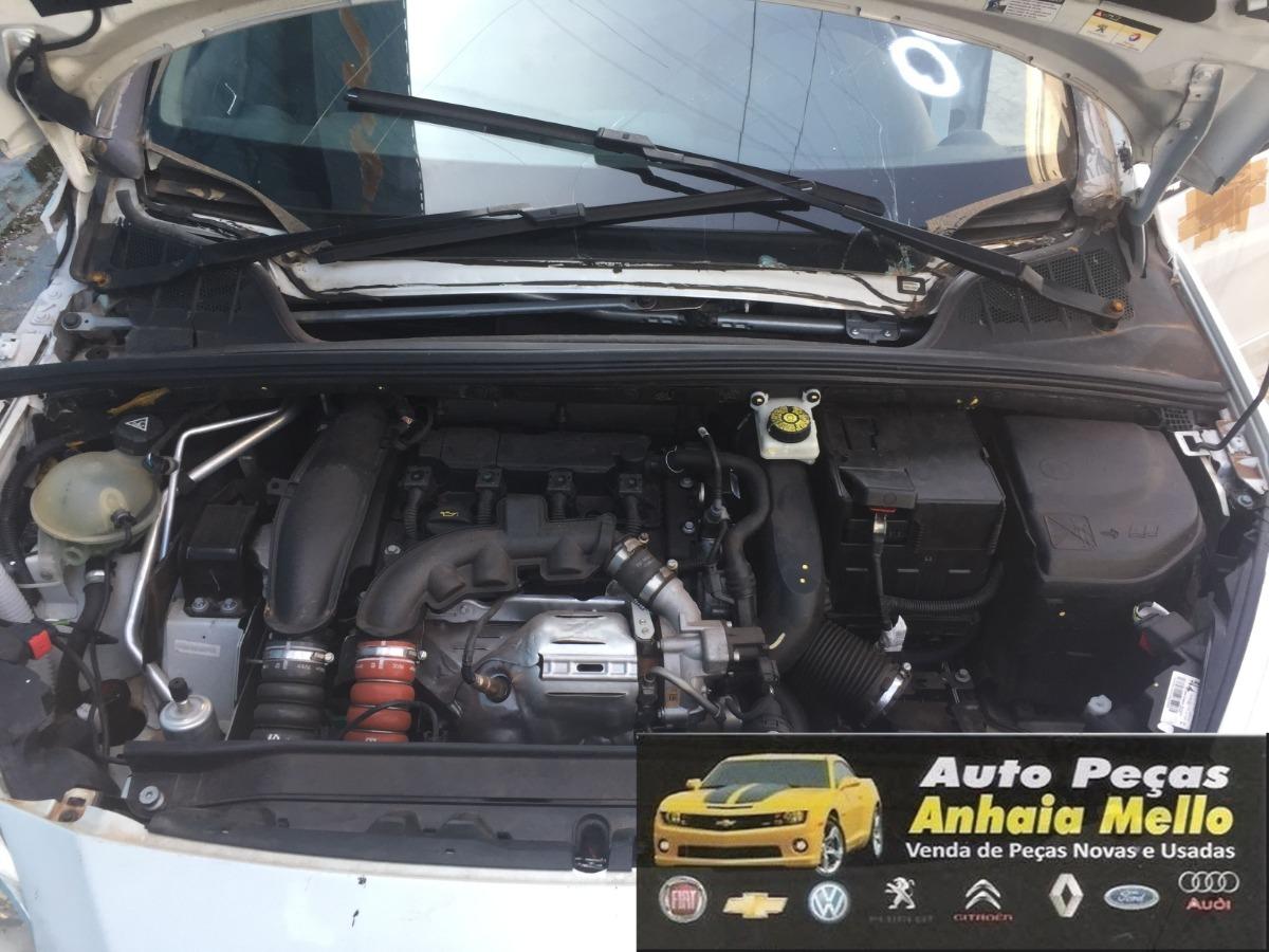 Kit Code Ignição Com Chicote Motor Peugeot 408 Thp Flex 2017