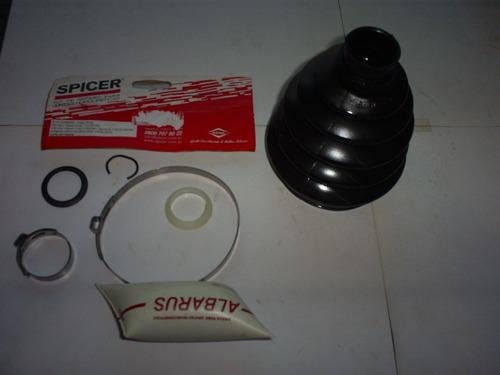 kit coifa lado roda gol/parati/santana spicer 2-13-589xg