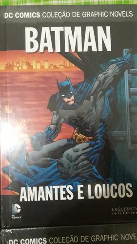 kit col eaglemoss 06 volumes - frete grátis