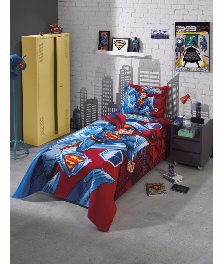 a3dc7d899d kit colcha infantil personagens menino superman marvel. Carregando zoom.