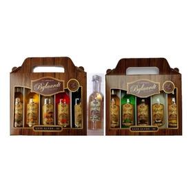 Kit Coleção Completa 11 Miniaturas Licor Fino 50ml Bylaard