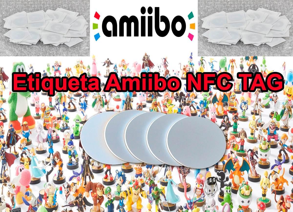 Kit Coleção 17 Nfc Tag Amiibo Todos Zelda Link Epona Switch