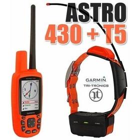 Kit Coleira  Garmin T5 +  Astro Garmin 430