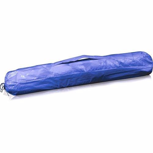 kit com 02 tenda branca mor barraca camping c/sacola