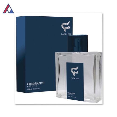 kit com 06 fragrance for men fashion 100 ml