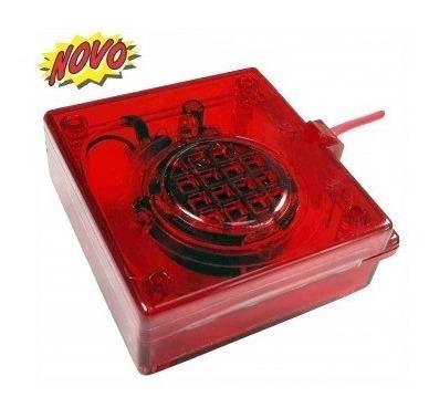kit com 10 alarme sinalizador sonoro p/ caminhões dni-526