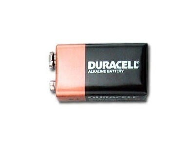 kit com 10  baterias  9v duracell original!!!!