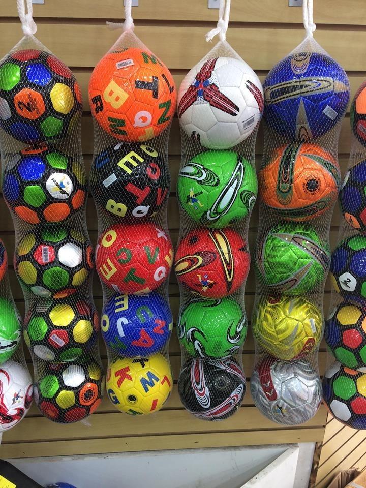 5f69e4815 Kit Com 10 Bolas Futebol Recreação Oportunidade P Atacado - R  160 ...