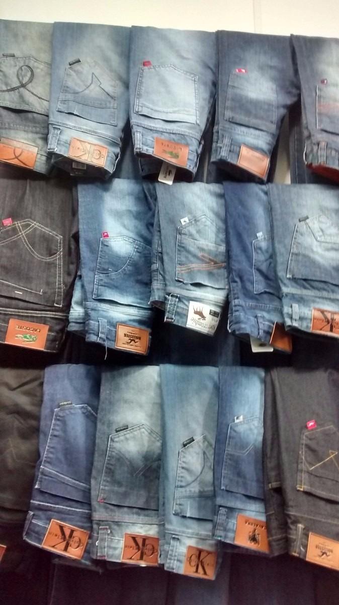 73aeb1638 Kit Com 10 Calças Jeans Atacado Revenda Direto Do Brás - R$ 489,90 ...