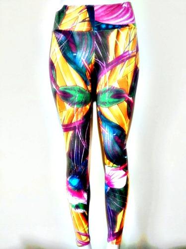 kit com 10 calças legging