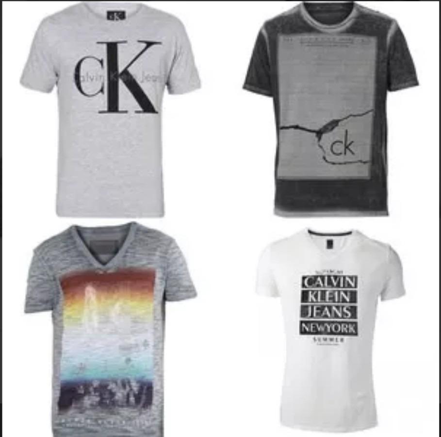 ee4caadc8a kit com 10 camisas camisetas oferta top show confira. Carregando zoom.