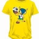 kit com 10 camisetas da copa( pronta entrega rapidão)