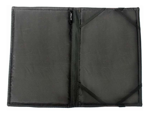 kit com 10 capas cases rafi marrom para tablet 9