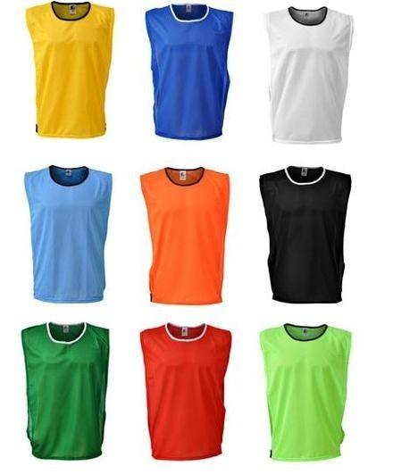 Kit Com 10 Coletes Futebol Futsal Vôlei Basquete Para Treino - R  79 ... 07f1b9757c286