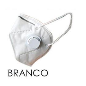 Kit Com 10 Máscaras N95 Com Respirador