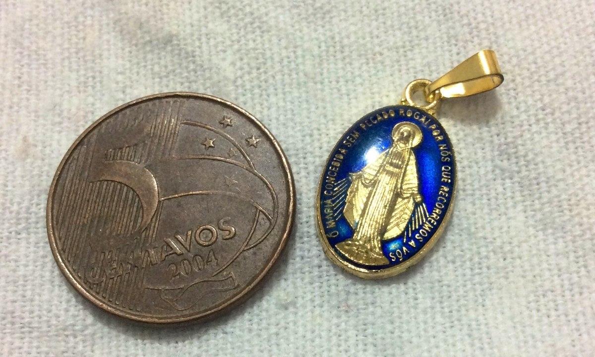 b123fd06c ... medalhas de nossa senhora das graças. Carregando zoom.