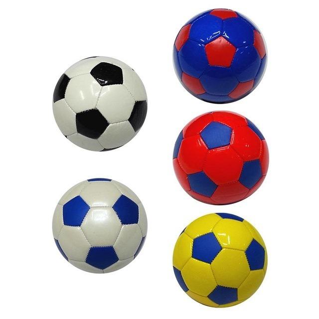 56a0d9b0b6 Kit Com 10 Mini Bola De Futebol Campo Infantil Número 2 - R  119