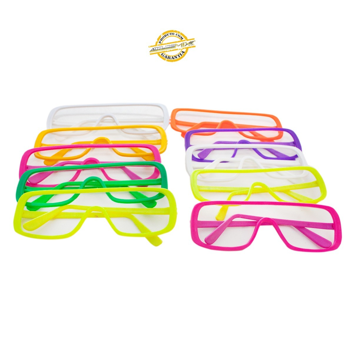 kit com 10 óculos esquiador sem lente festas aniversário. Carregando zoom. 81d6eccc2f