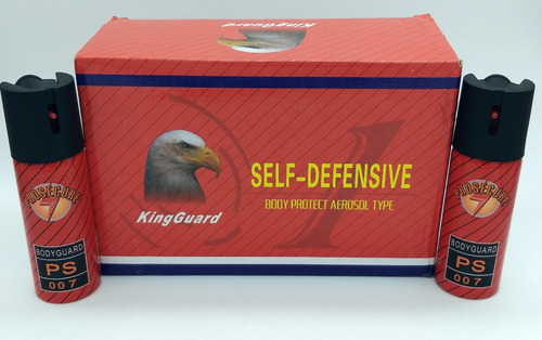 kit com 10 und spray pimenta defesa pessoal extra forte 60ml